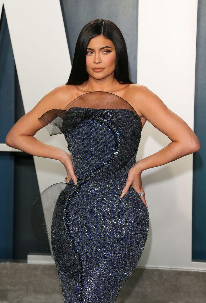 1. Reality show yıldızı ve girişimci 23 yaşındaki Kylie Jenner (590 milyon dolar)