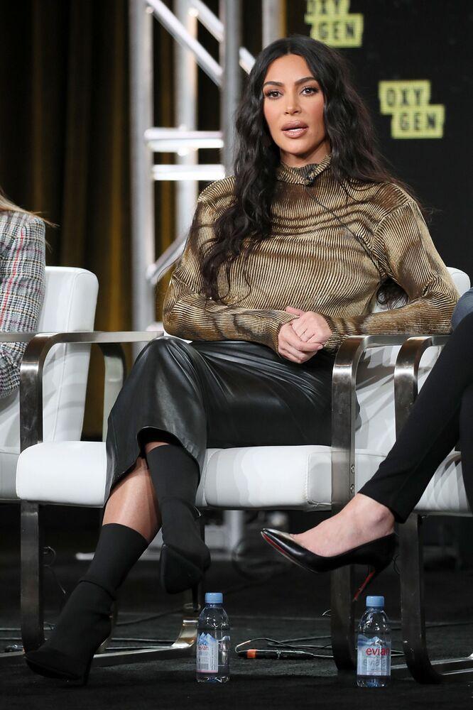 7. ABD'li TV yıldızı  Kim Kardashian West (49,5 milyon dolar)