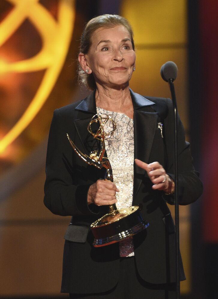 8. ABD'li hakim, avukat, TV sunucusu Judy Sheindlin (49 milyon dolar)