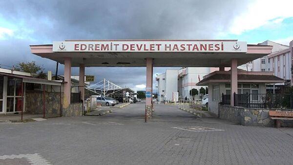 Edremit Devlet Hastanesi  - Sputnik Türkiye