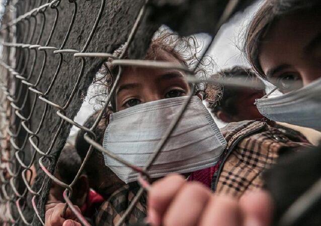 Suriye çocuk