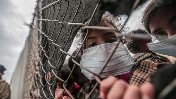 Suriye çocuk - Sputnik Türkiye