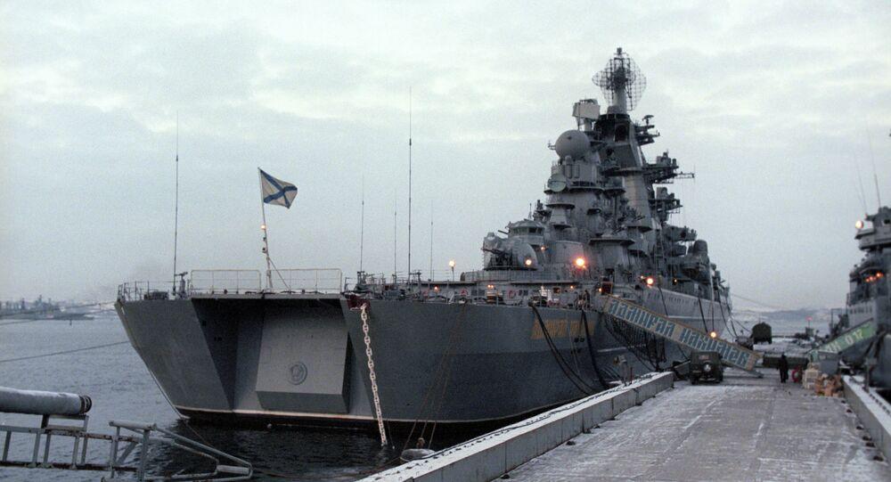 Amiral Nahimov kruvazörü