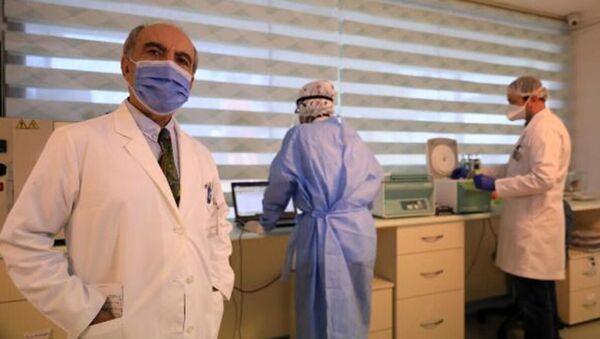 Prof. Dr. Duran Canatan - Sputnik Türkiye
