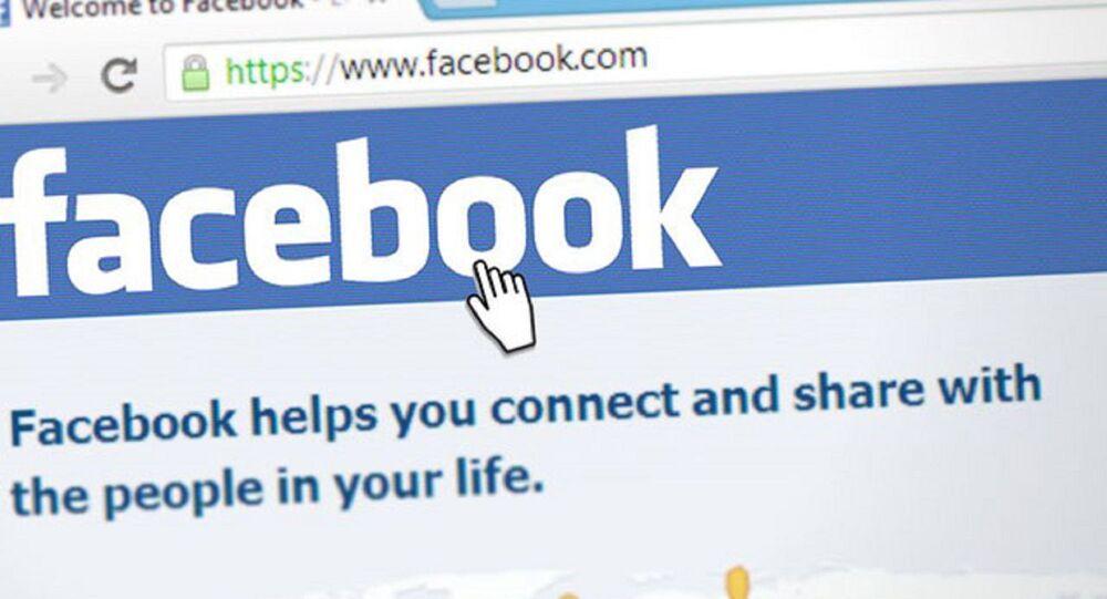 Facebook - sosyal medya