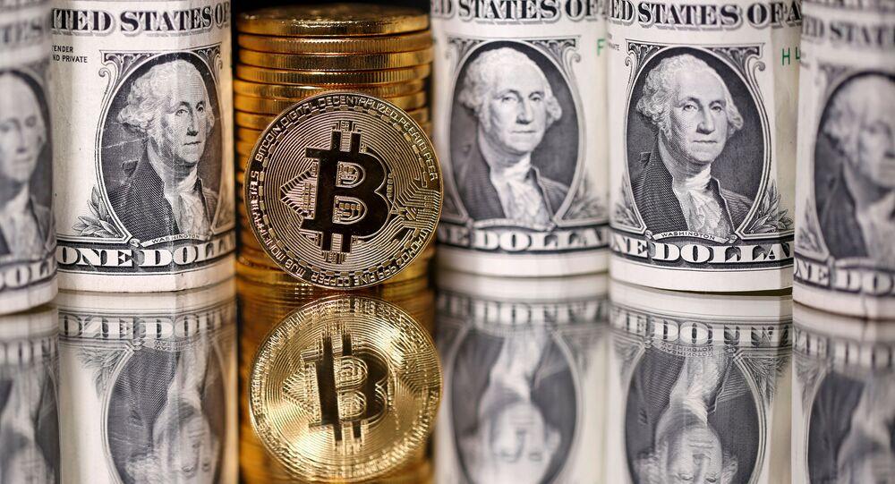 Bitcoin ve dolar