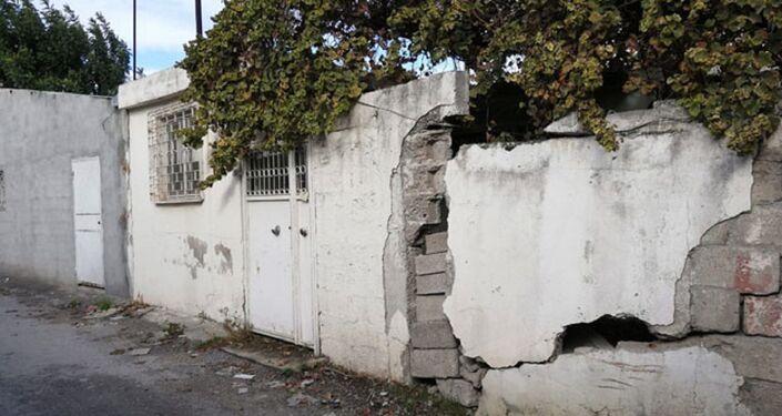 Mersin'in Tarsus ilçesinde, MİT gözetiminde 2016 yılında başlayıp bir yıl süren kazının yapıldığı 'gizemli ev'