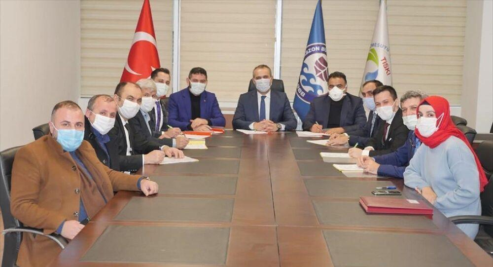 Trabzon Büyükşehir Belediyesi ile Hizmet-İş Sendikası arasında imzalanan toplu iş sözleşmesi
