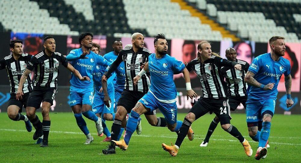 Beşiktaş, Süper Lig'in 13.haftasında sahasında Büyükşehir Belediye Erzurumspor'u konuk etti. Mücadele, siyah-beyazlıların 4-0'lık üstünlüğüyle sona erdi.