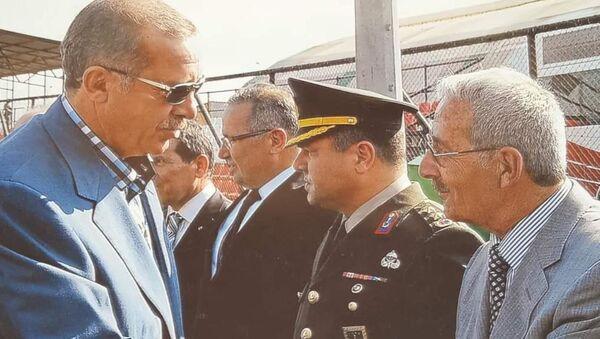 Recep Tayyip Erdoğan - Ahmet Erdoğan - Sputnik Türkiye
