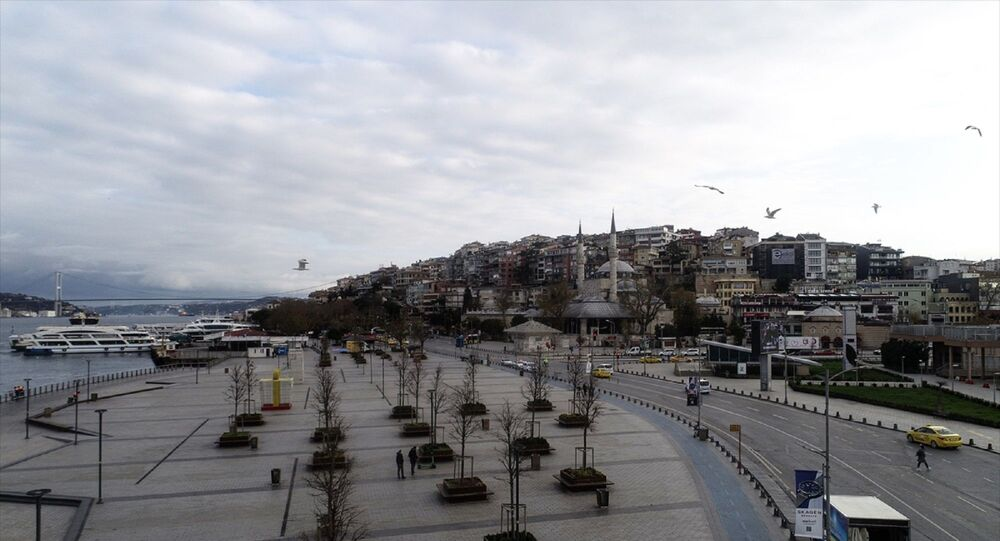 Üsküdar Meydanı ve çevresinde - sokağa çıkma kısıtlaması