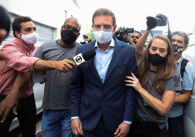 Rio de Janeiro Belediye Başkanı Marcelo Crivella