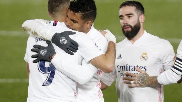 Real Madrid - Sputnik Türkiye