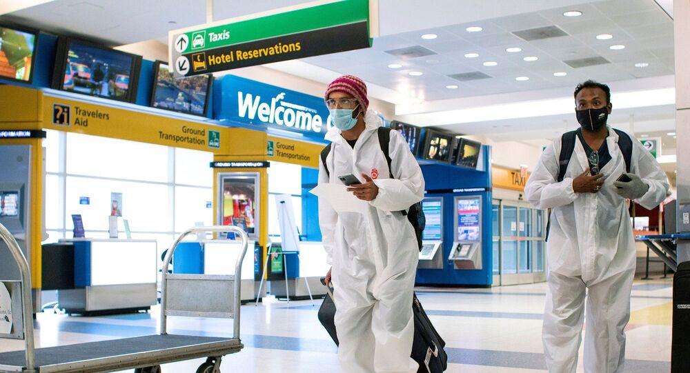ABD - New York - Havalimanı