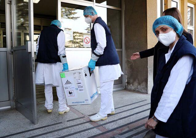 Sırbistan - Pfizer-BioNTech aşısı - koronavirüs