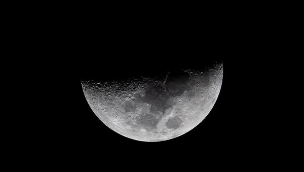 Ay - uzay - Sputnik Türkiye