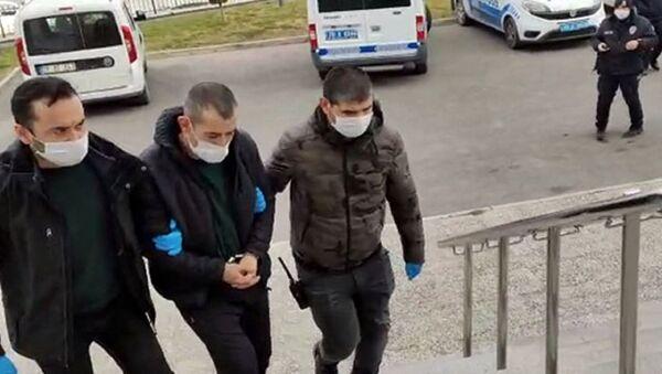 25 ilde aynı zincir marketin şubelerini soyan kişi - Sputnik Türkiye