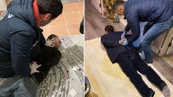 Ankara'da tefeci operasyonu: 8 gözaltı - Sputnik Türkiye