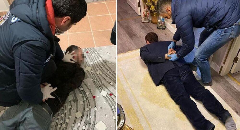 Ankara'da tefeci operasyonu: 8 gözaltı