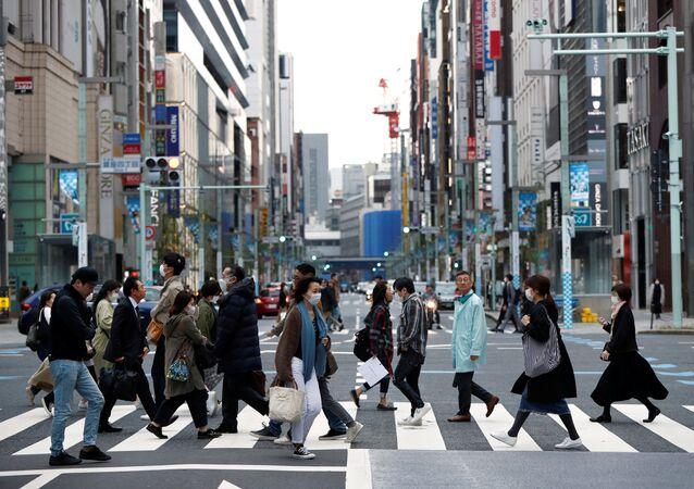 Kovid-19 - koronavirüs - Japonya - Tokyo