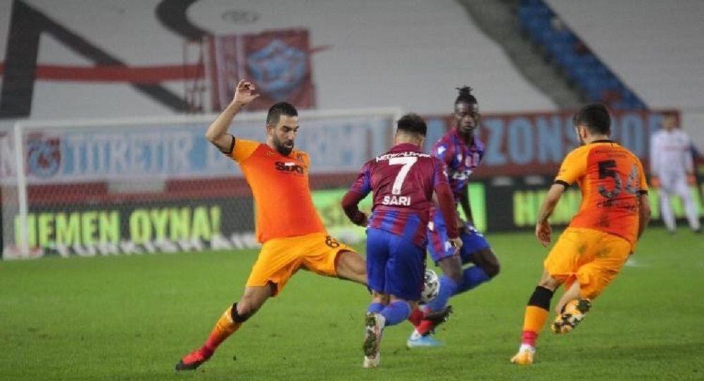 Galatasaray-Trabzonspor-Arda Turan