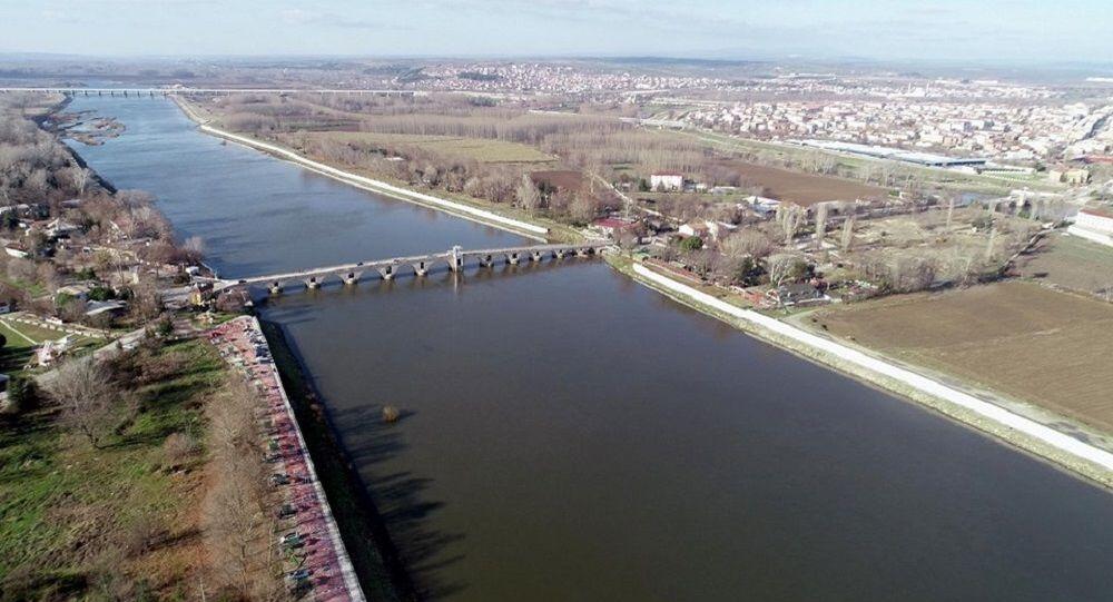Edirne, Meriç Barajı