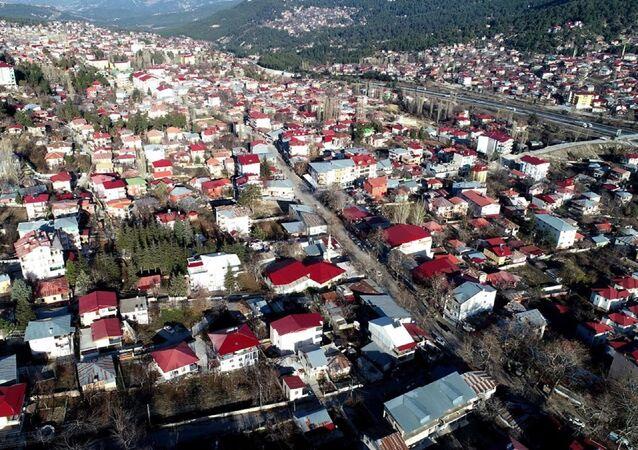 Adana'nın Pozantı ilçesine bağlı Akçatekir Mahallesi