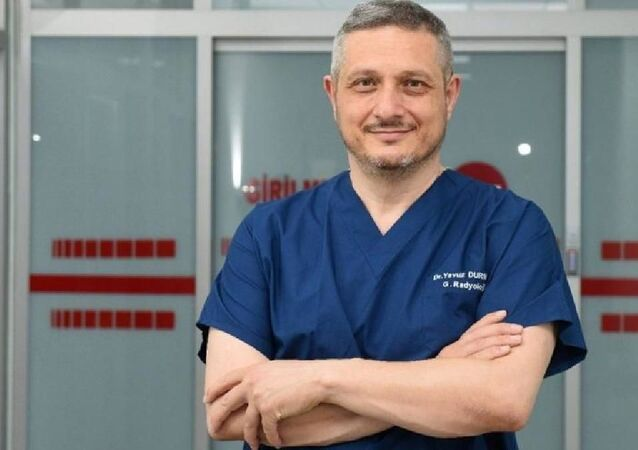 Radyoloji Uzmanı Doktor Yavuz Durmuş
