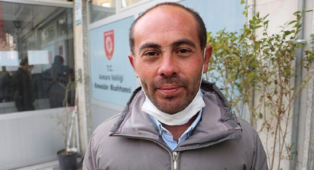 Emniyet'in özür dilediği Ali Çiftçi