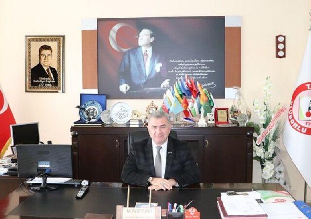 Uluborlu Belediye Başkanı Mehmet Aziz Tuna