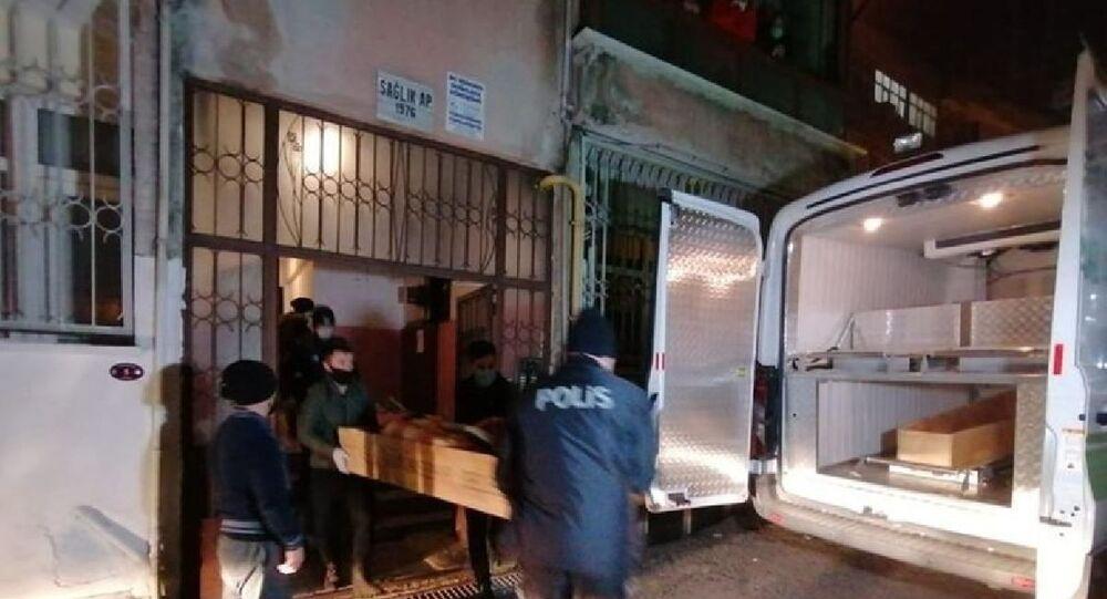 Trabzon'da sobadan zehirlenen çift, yaşamını yitirdi