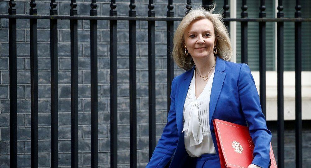 Birleşik Krallık Uluslararası Ticaret Bakanı Liz Truss