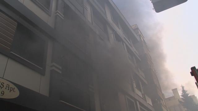 Aylin Sözer'in öldürüldüğü apartman