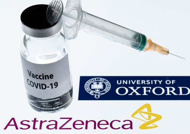 Oxford-AstraZeneca koronavirüs aşısı
