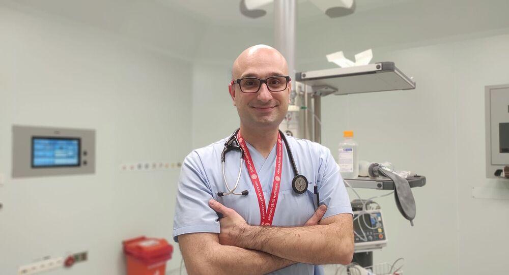 Koronavirüs Bilim Kurulu üyesi Doç. Dr. Afşin Emre Kayıpmaz