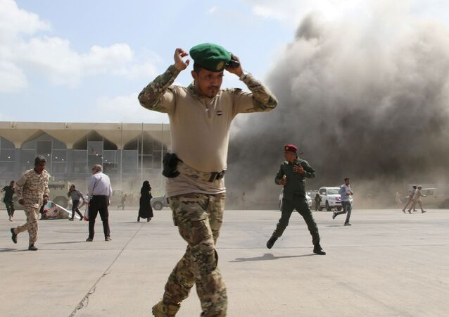 Yemen - Aden Havalimanı'nda patlama