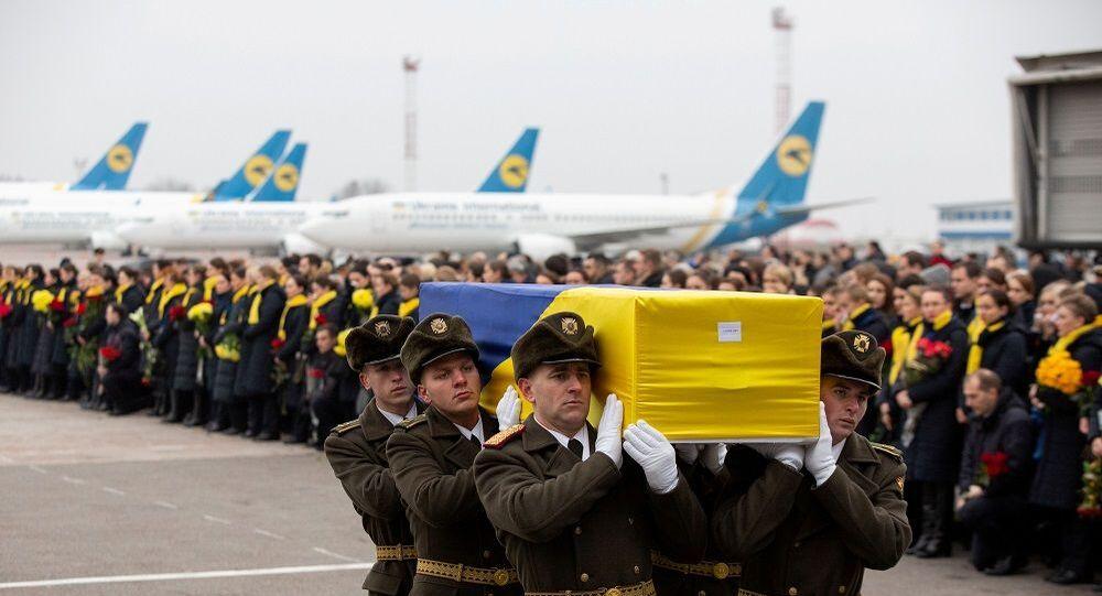 Düşürülen Ukrayna yolcu uçağında hayatını kaybedenler