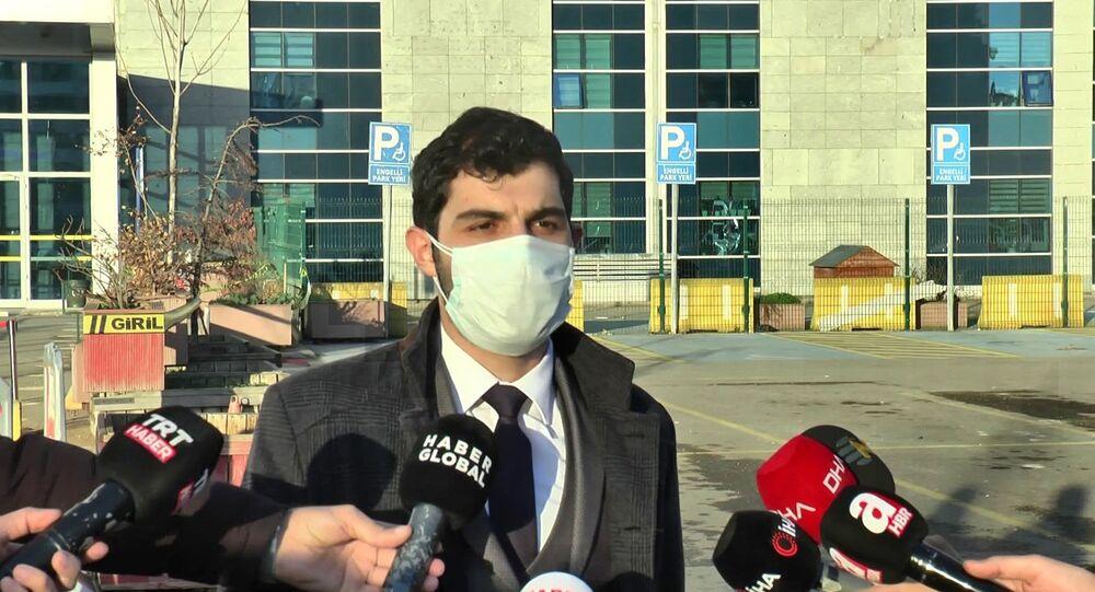 Kemal Ayyıldız'ın avukatı Hamza Tüzen