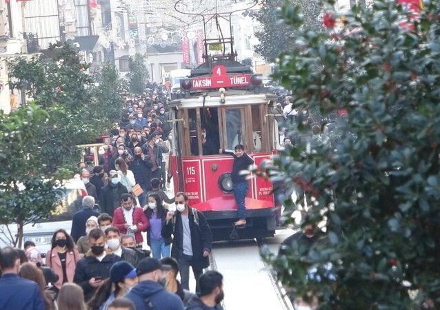 Taksim-İstiklal Caddesi