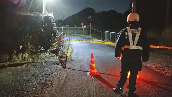 Japonya'nın Şizuoka eyaletinde helikopter düştü, pilot öldü - Sputnik Türkiye