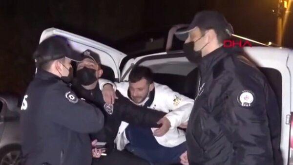 Alkollü sürücü - Sputnik Türkiye