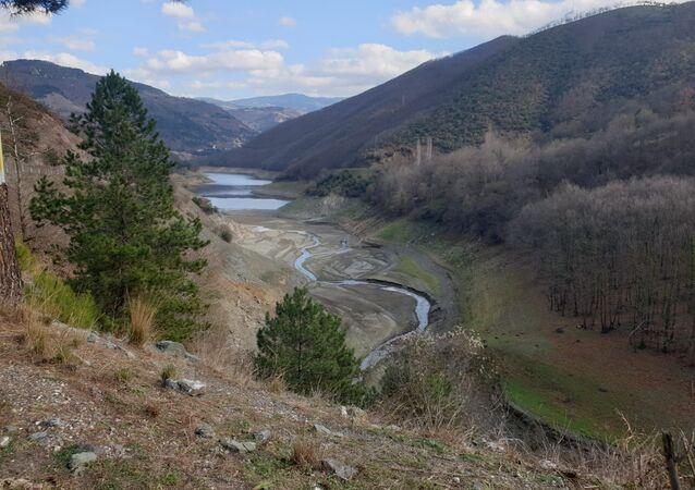 Bursa, baraj