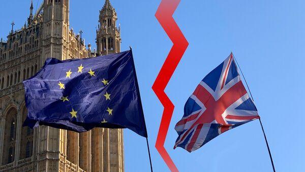 Brexit - AB - İngiltere - Sputnik Türkiye