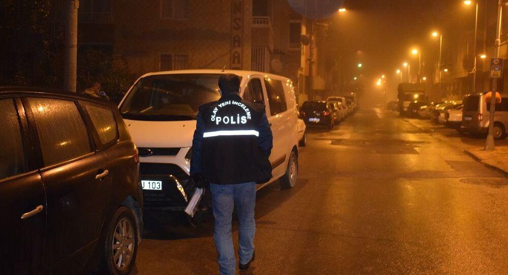 Polis, olay yeri