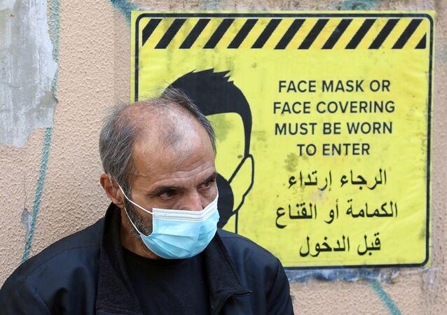 Lübnan-koronavirüs
