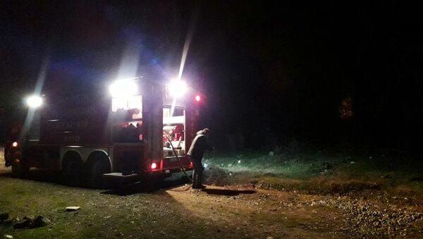 Adil Öksüz'ün çanta gömdüğü iddia edilen bölgede orman yangını - Sputnik Türkiye