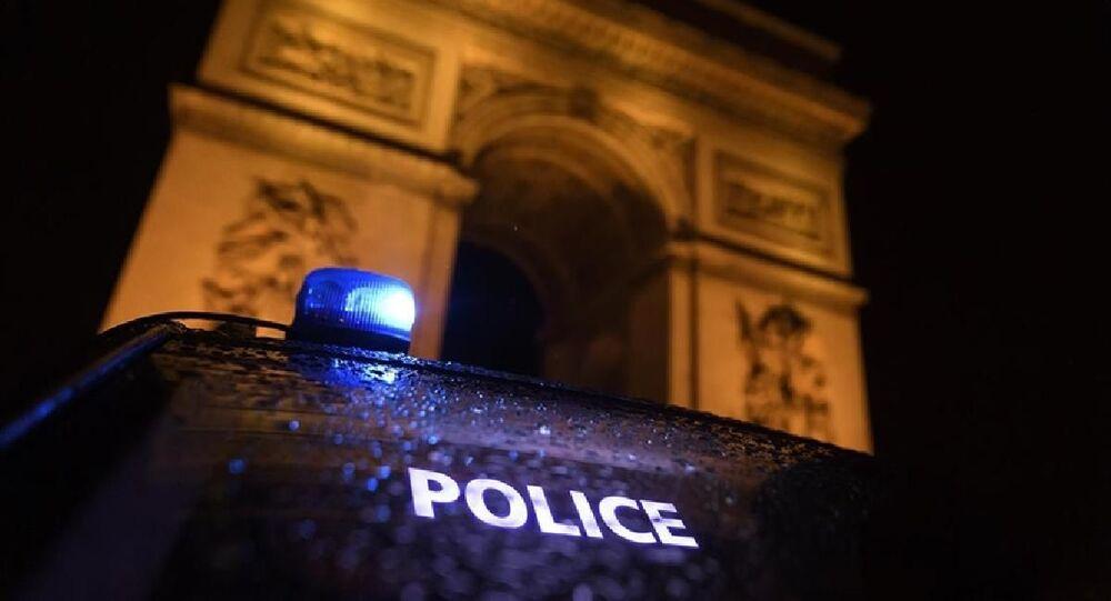 Fransa polisi, Fransız polisi, Paris'te polis