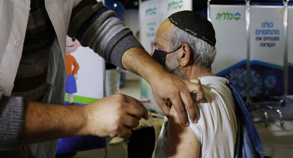 İsrail - koronavirüs