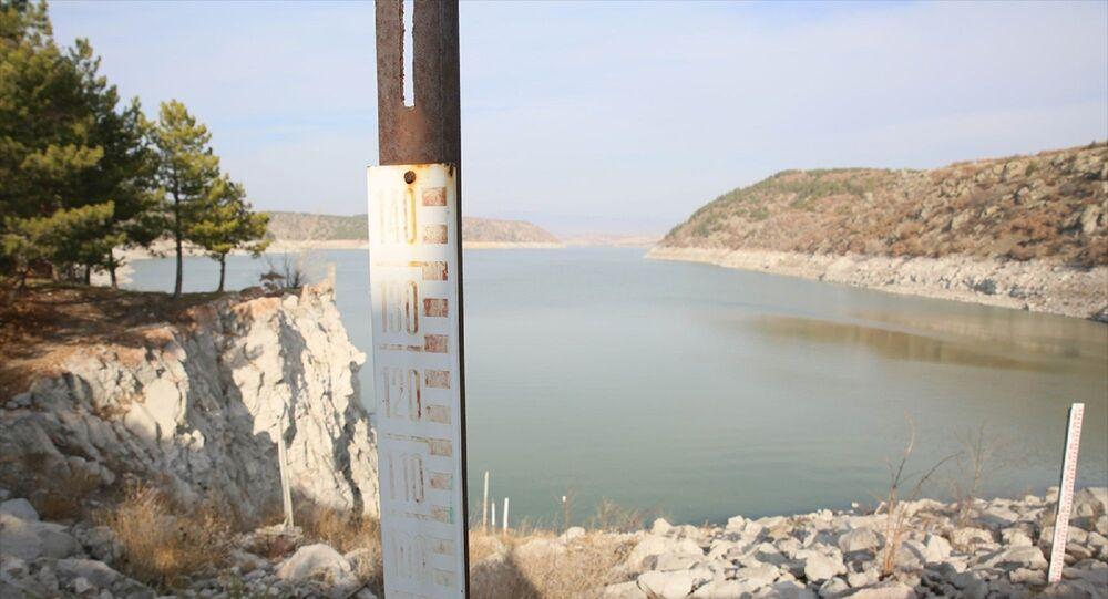 Ankara Büyükşehir Belediyesi (ABB), kent genelinde içme ve kullanma suyu sağlayan barajlar
