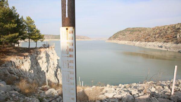 Ankara Büyükşehir Belediyesi (ABB), kent genelinde içme ve kullanma suyu sağlayan barajlar - Sputnik Türkiye